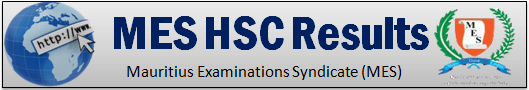 MES HSC Results 2018 Online