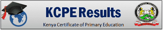 KCPE 2020 Results