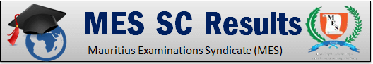 SC Results 2020 Mauritius