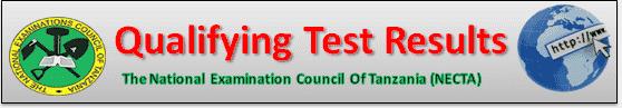 necta 2021 qt results online