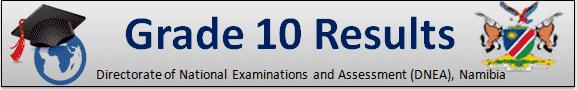 Grade 10 Results 2019 Namibia