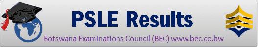 PSLE Results 2020 Botswana