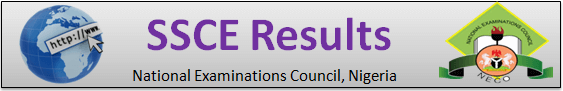 SSCE Result Checker 2019