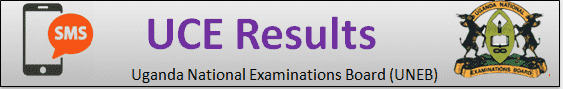 UCE Results 2019 viaUSSD and SMS