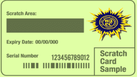 waec result without scratch card
